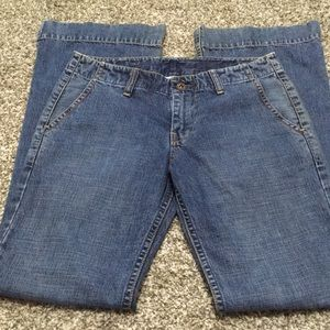Lucky Brand Dungaree Jeans Size 26